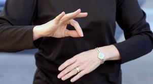 Iona Rhys – the sign language pioneer